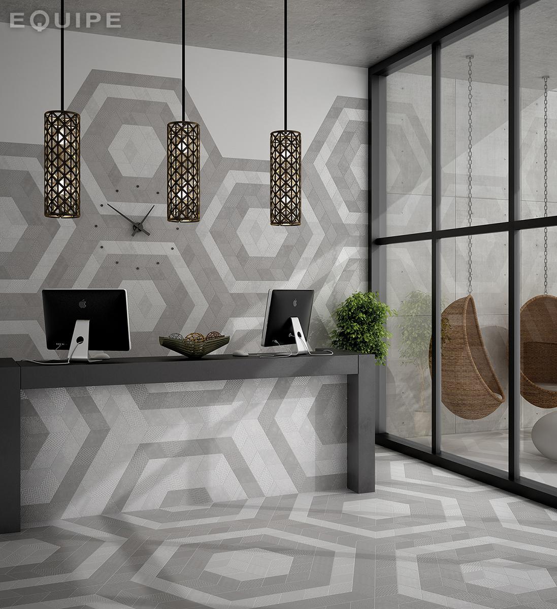 carreau losange blanc gris z as de carreaux le blog. Black Bedroom Furniture Sets. Home Design Ideas