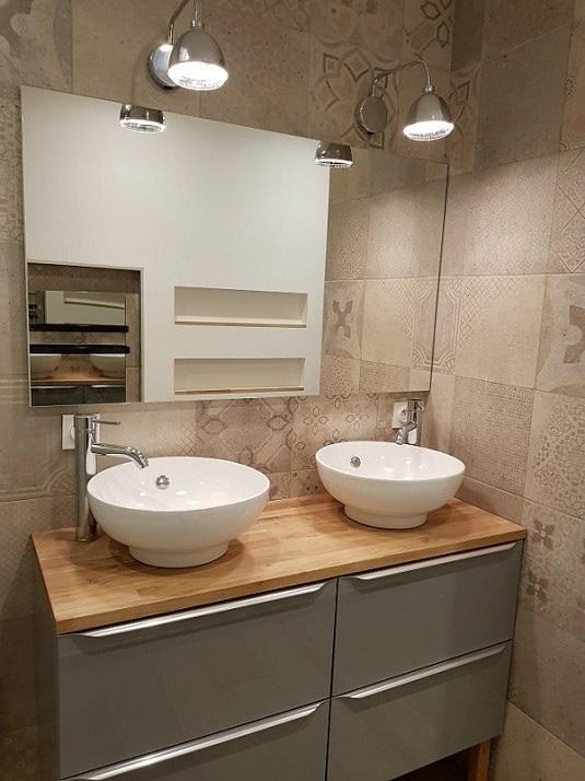 l 39 l gance du carreau ciment dans une salle de bain as de carreaux le blog. Black Bedroom Furniture Sets. Home Design Ideas